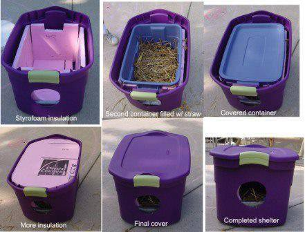 homemade-cat-shelter-for-your-pets-for-strays