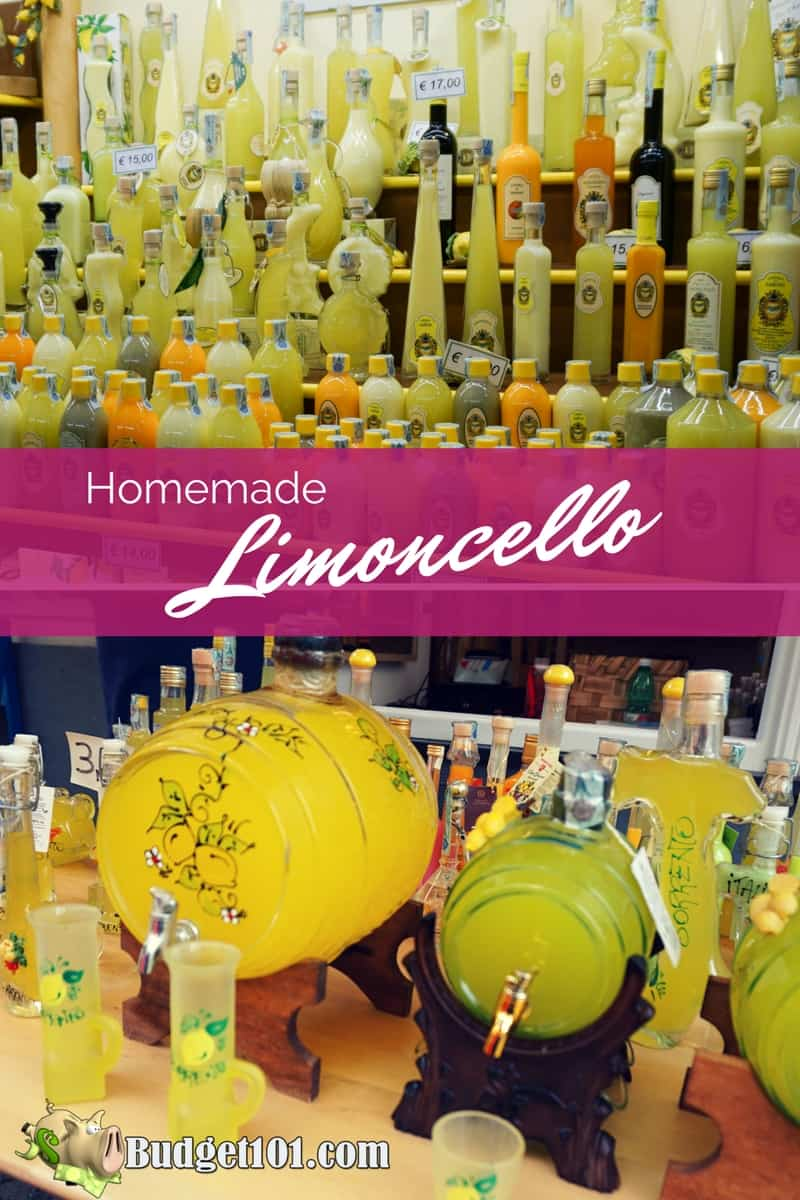 homemade-limoncello