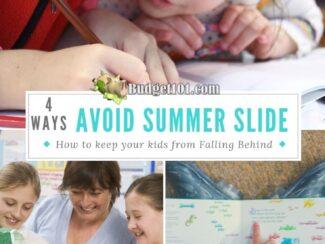 B101 Avoid Summer Slide