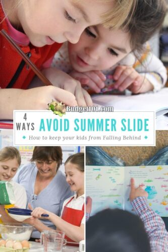 B101 Avoid Summer Slide