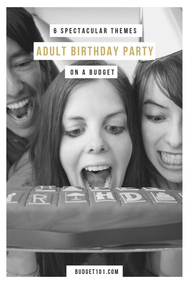 Birthday Themes for Adults