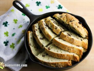 Spotted Dog Irish Soda Bread by Budget101.com