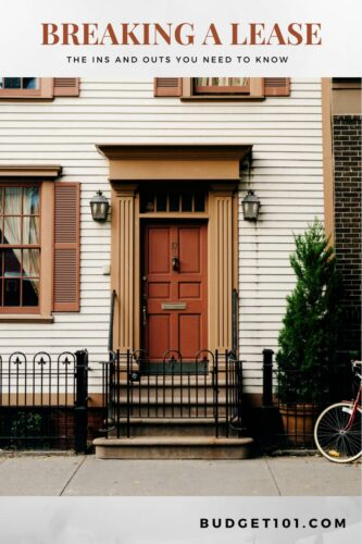 breaking a lease the ins and outs you need to know