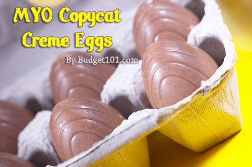 cadbury cream eggs copycat recipe