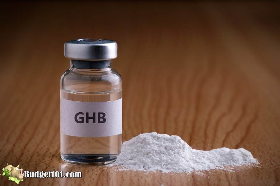 date rape drug ghb