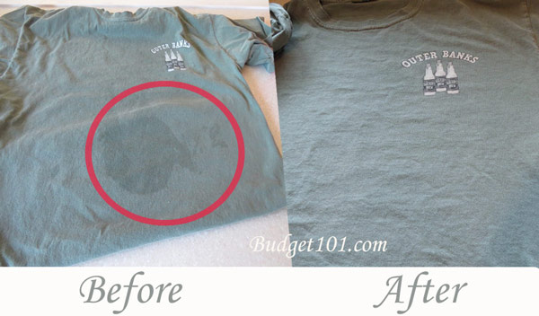 Remove Old Grease Stains Tips N Tricks