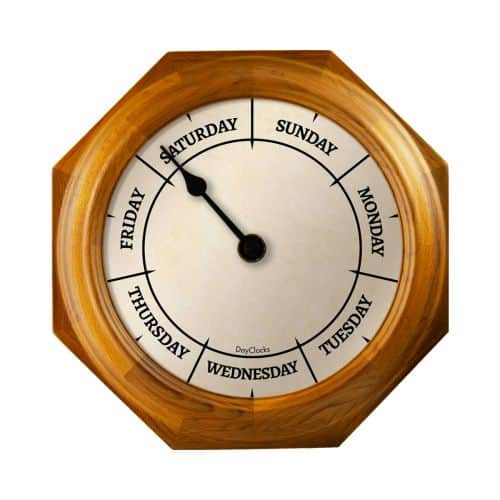 Fun Retirement clock gift idea