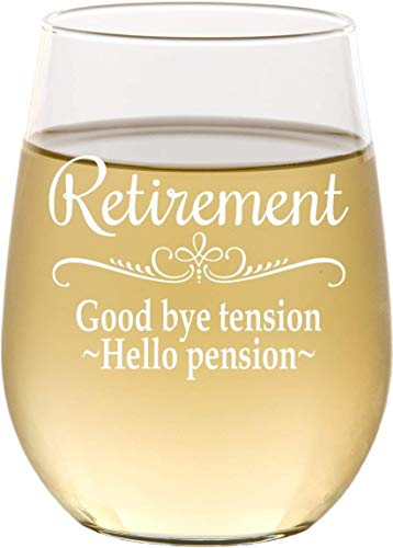Retirement Gift Ideas for Women- Funny