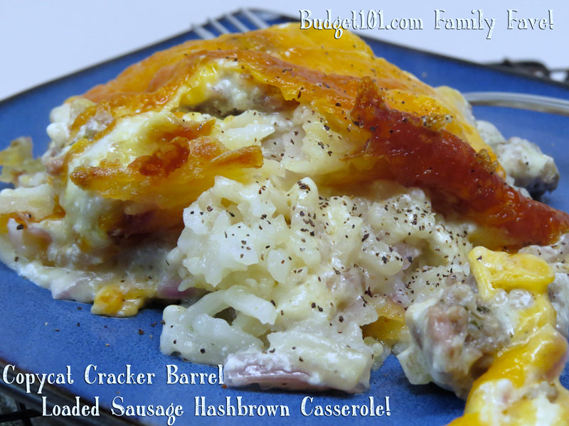 sausage-hash-brown-breakfast-casserole