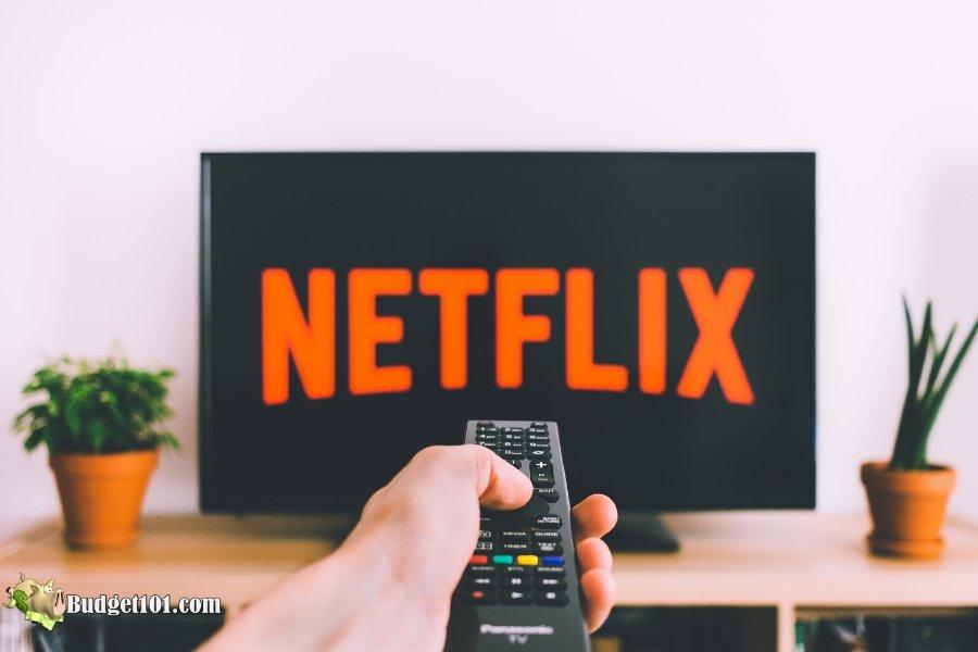 Date Night Ideas- Netflix