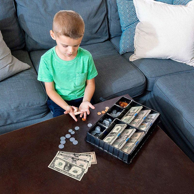 Easy Ways to teach kids to save money