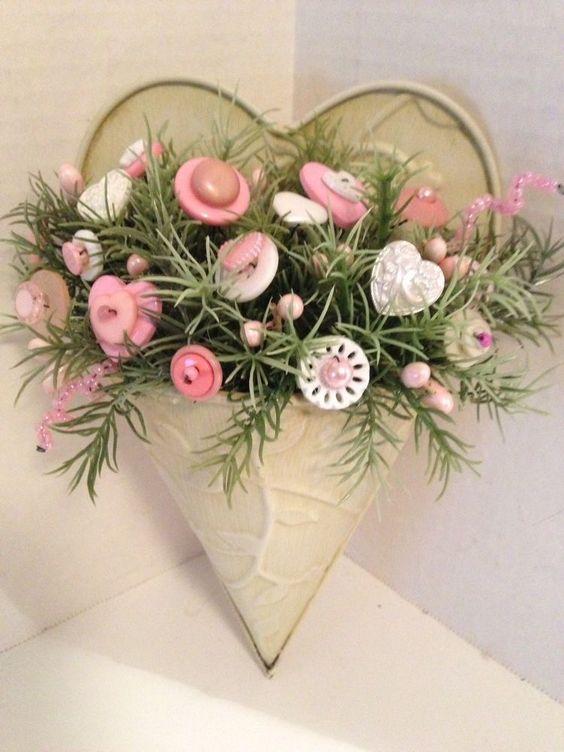 Flower Button Memorial