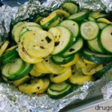 Foil-Packet Grilled Vegetables