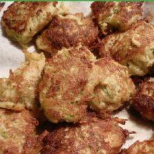 Gluten-Free Zucchini Fritters Recipe