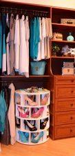 LazySusan Shoe Storage Example 01
