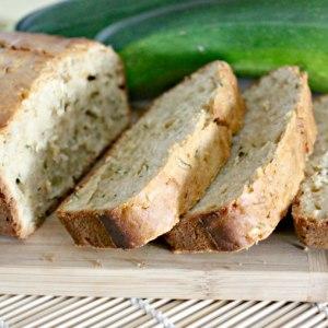 Lemon Maple Zucchini Bread Recipe