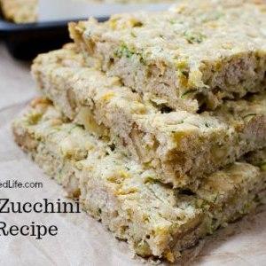 Walnut Zucchini Bars Recipe