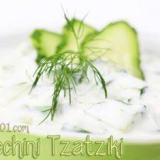 Zucchini Tzatziki