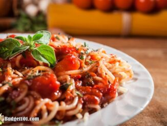 Copycat Spatini Spaghetti Sauce Mix