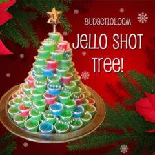 b101 jello shot tree