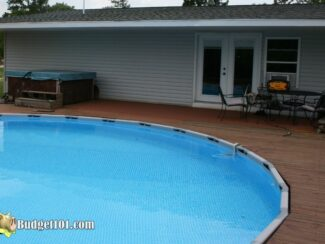 b101 swimming pool cheap