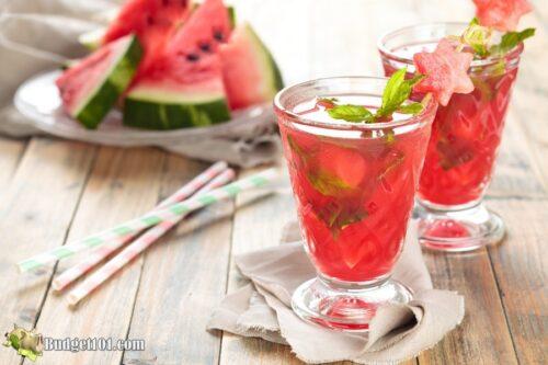 b101 watermelon mojito