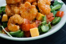 Easy Bang Bang Shrimp