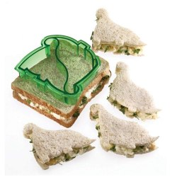 Dinosaur Shaped Sandwich Cutter