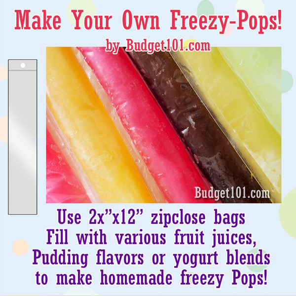 MYO Freeze-Pops