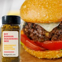 Burgers & Fries Seasoning Mix