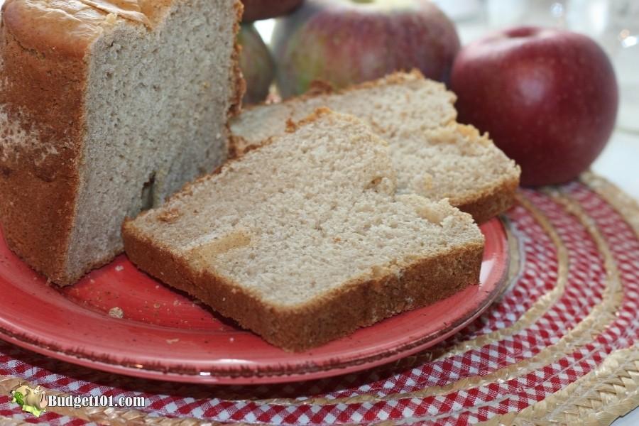 b101 apple cider bread maker bread mix