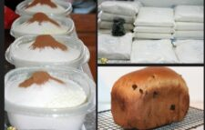b101 how to make bread machine mixes from scratch
