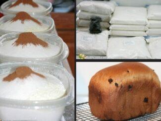 Homemade Bread Machine Mixes