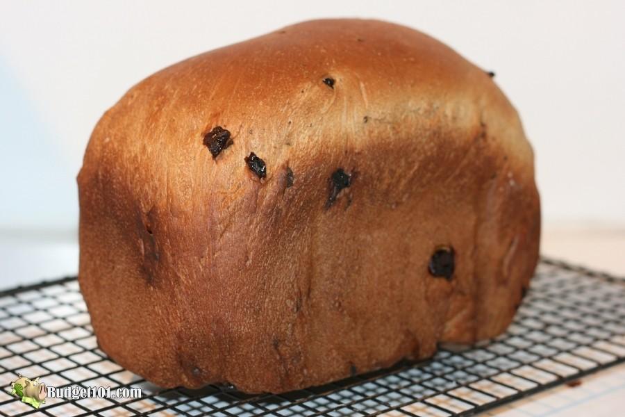 b101 bread maker cinnamon cherry bread