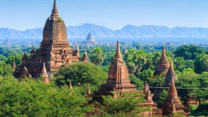 B101 Traveling to Myanmar