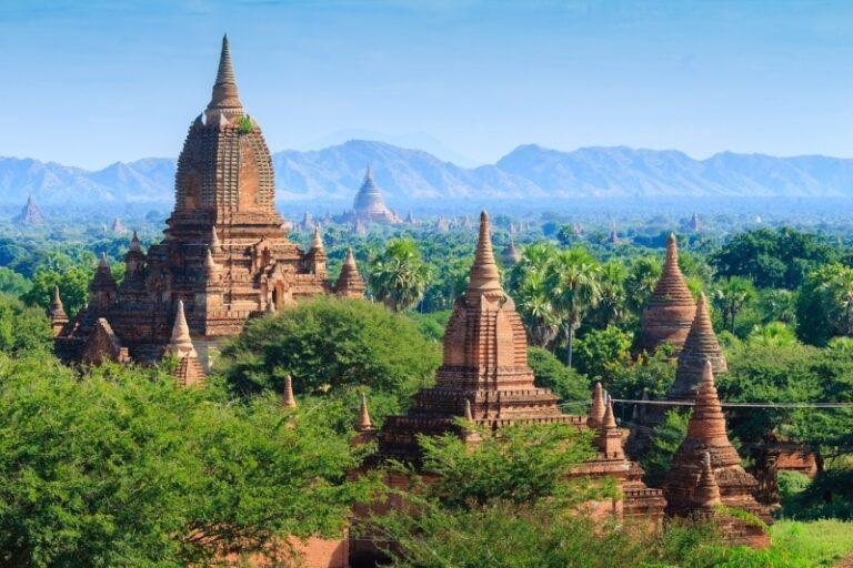 b101 myanmar city