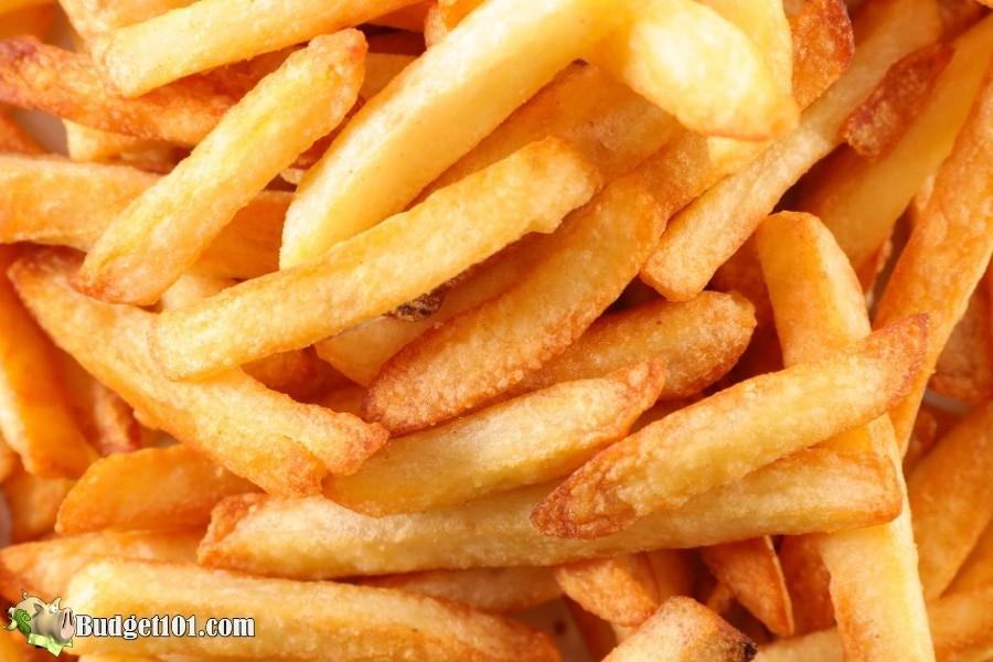 keto french fries budget101com