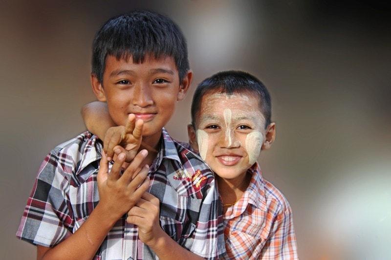 People of Myanmar