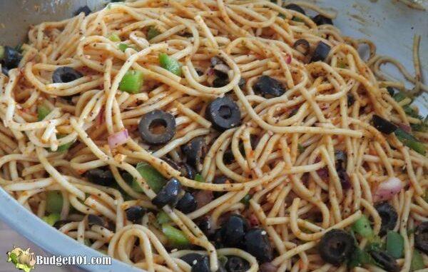 spaghetti-salad