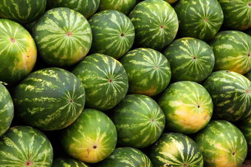 How to Choose a Ripe Watermelon