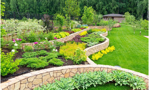 Landscaping Ideas On A Budget By Budget101 Com