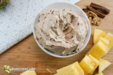 b101 cinnamon walnut dip