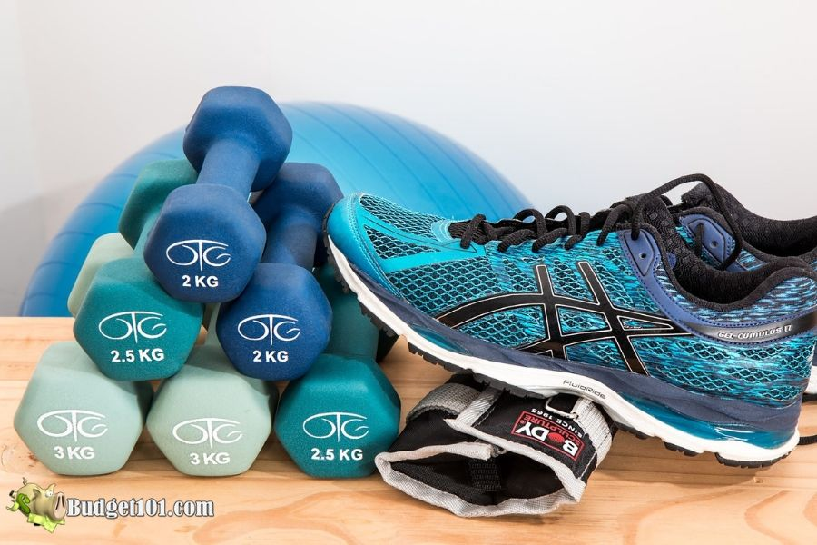 Perfect Gift Ideas Under $100 - Fitness Starter Pack