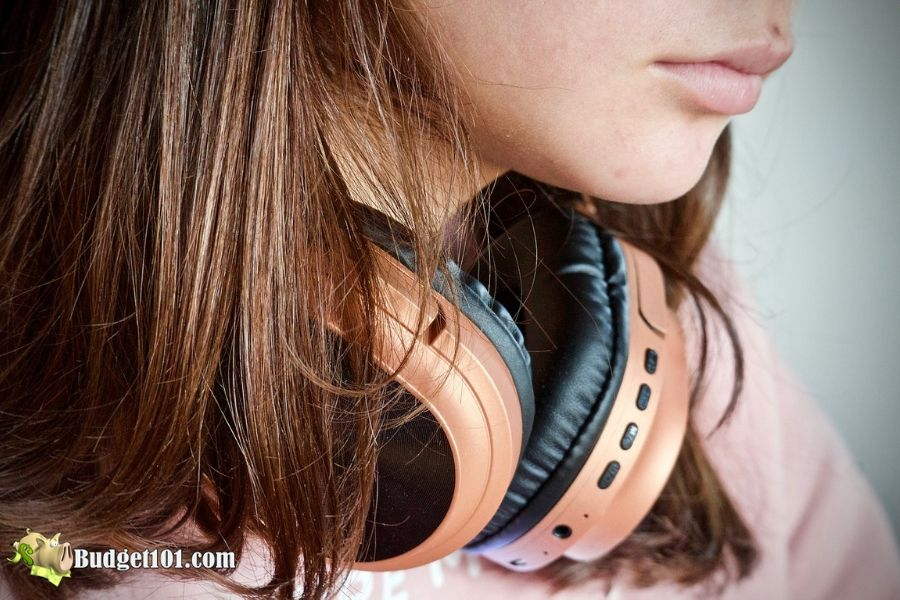 Perfect Gift Ideas Under $100 - Bluetooth Headphones