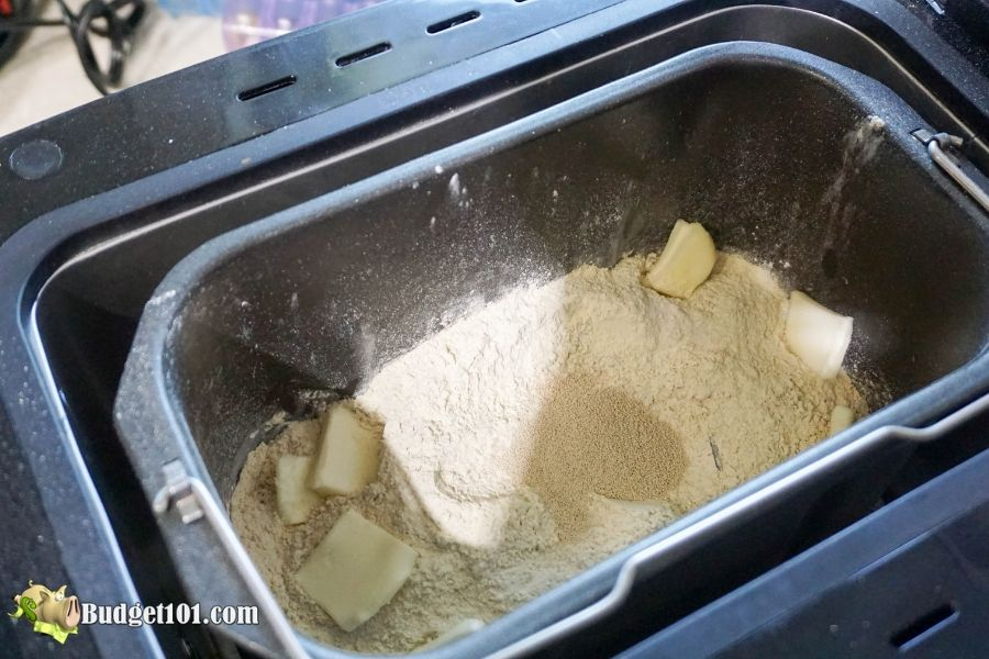 Keto Bread Machine Yeast Bread Mix - by Budget101.com™