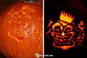 150+ Free Printable Pumpkin Carving Templates