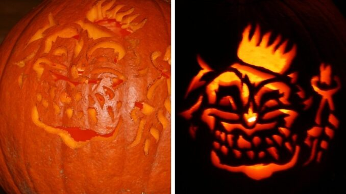 b101 free pumpkin carving templates