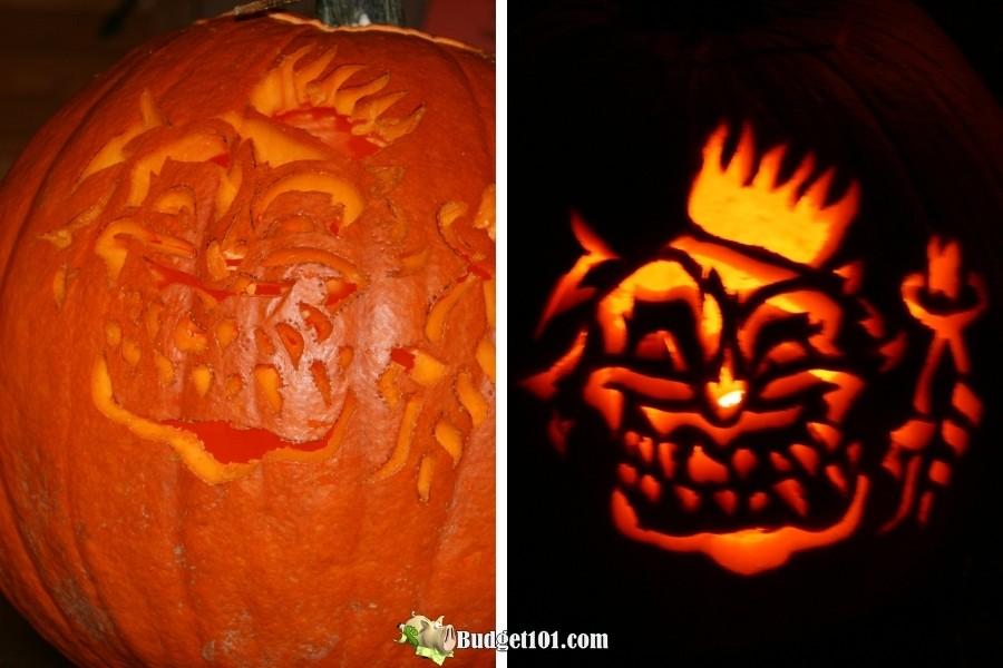 Free Printable Pumpkin Carving Templates Pumpkin Carving Templates