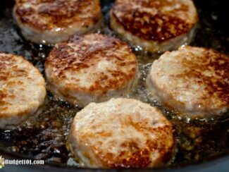 b101 homemade copycat jimmy dean sausage