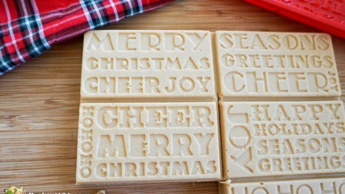 Budget101 Peanut Butter Fantasy Fudge Gift Idea